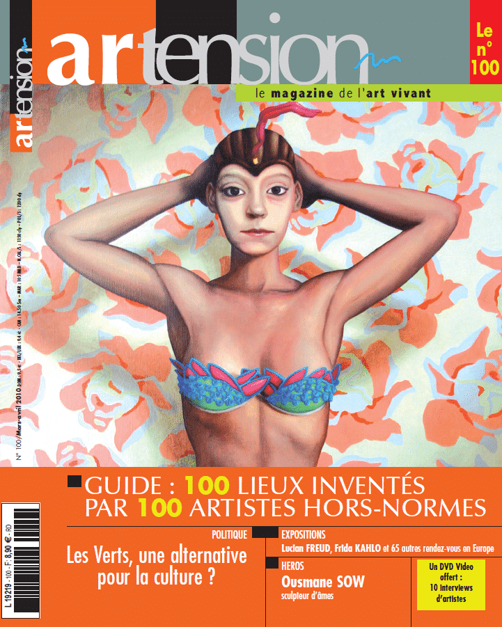 Artension n° 100