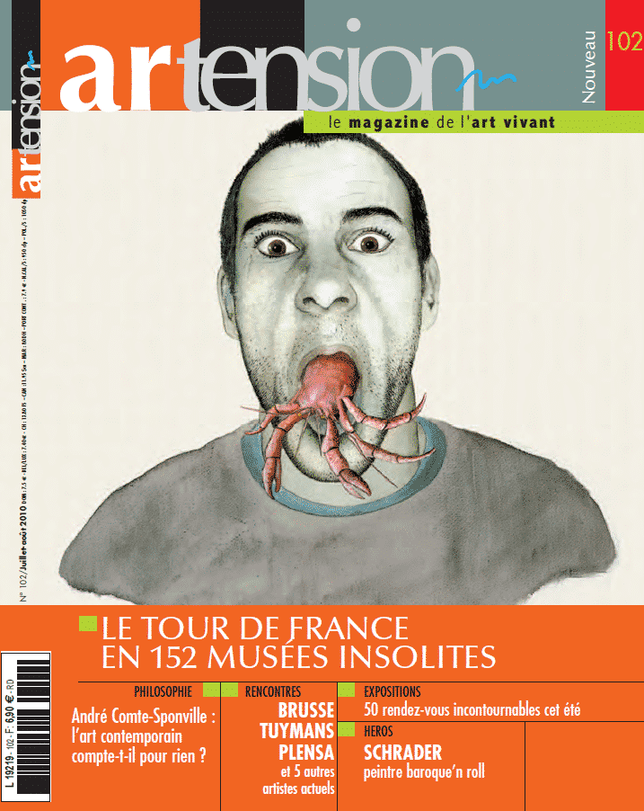 Artension n° 102