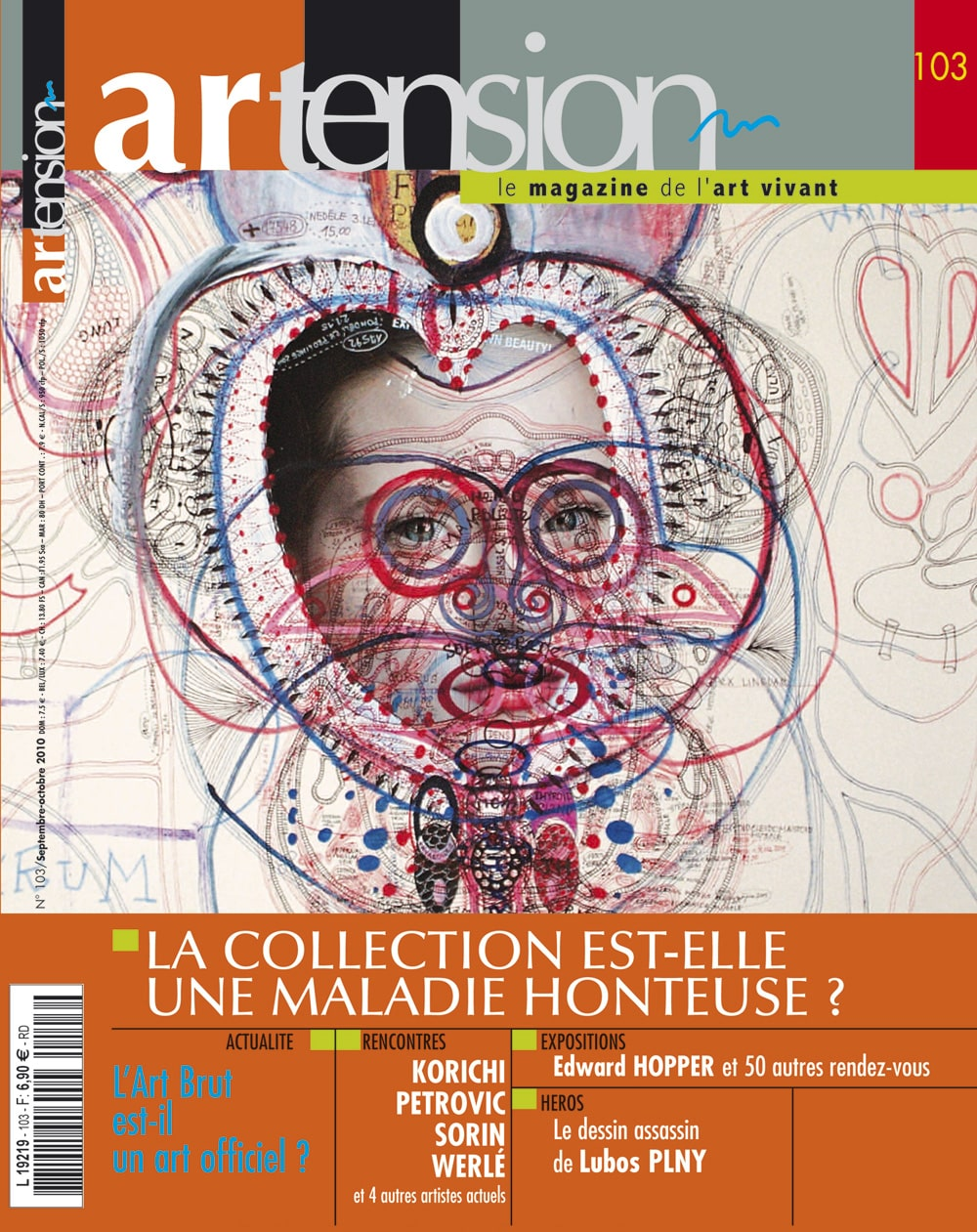 Artension n° 103