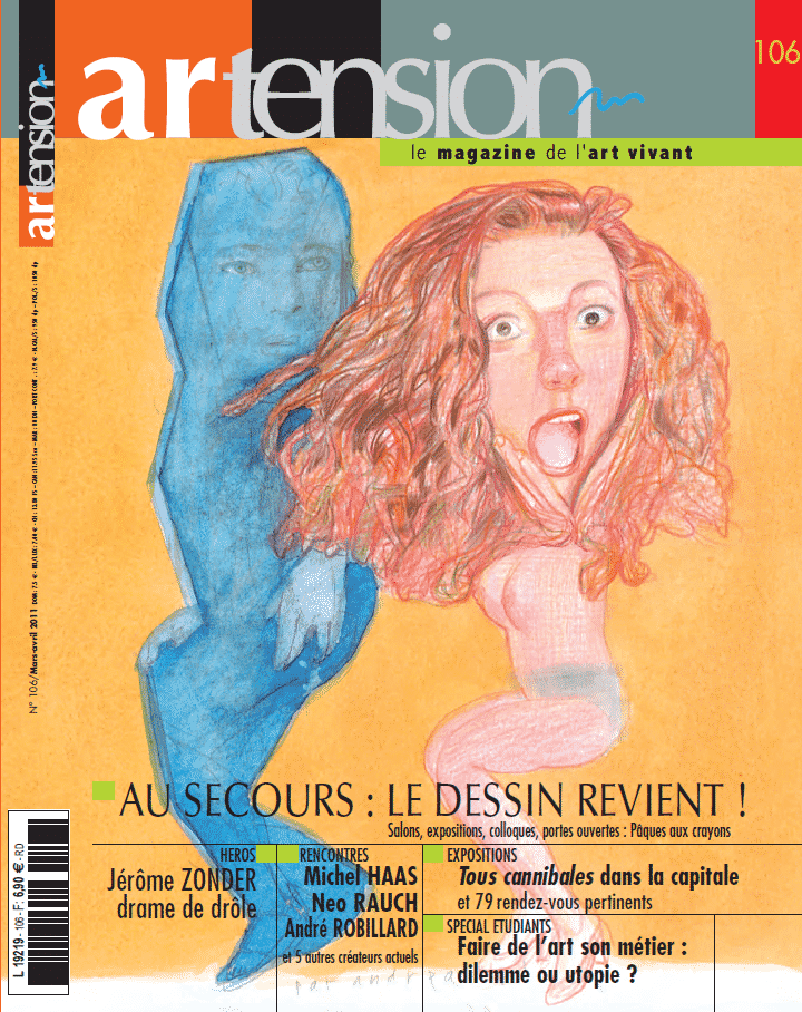 Artension n° 106