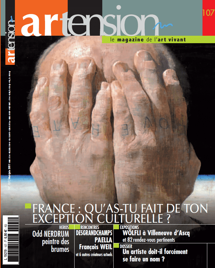 Artension n° 107
