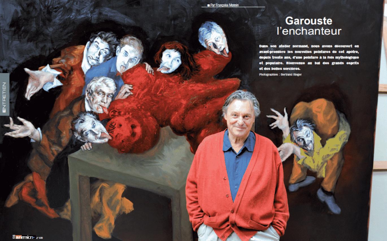 Grand entretien : Gérard Garouste