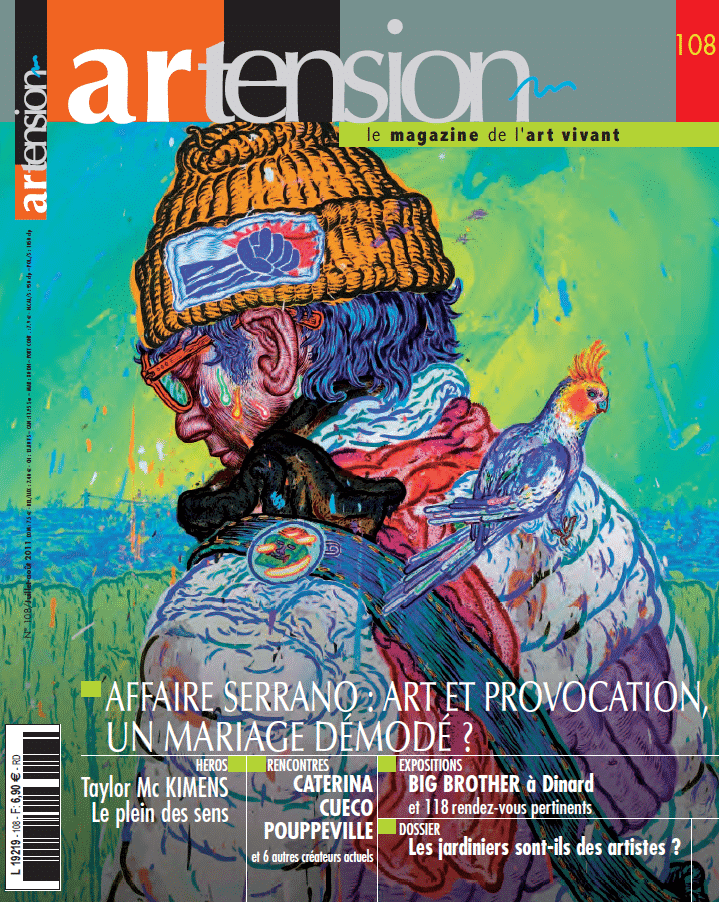 Artension n° 108