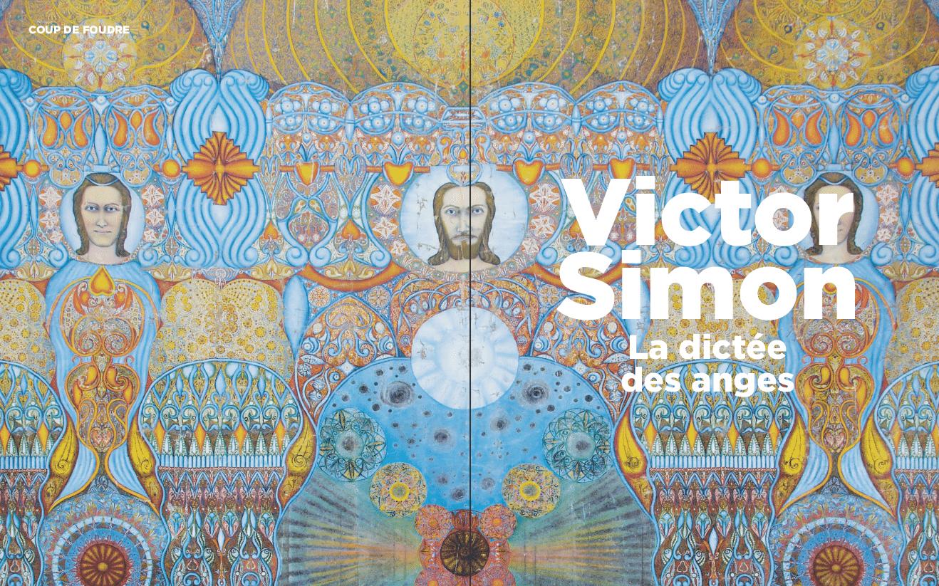 Coup de foudre : Victor Simon