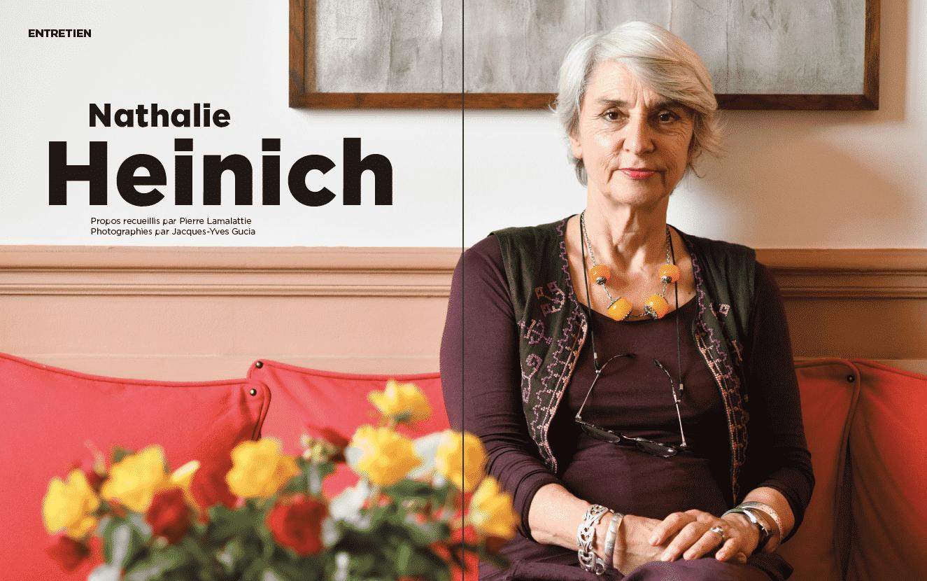 Grand entretien avec Nathalie Heinich