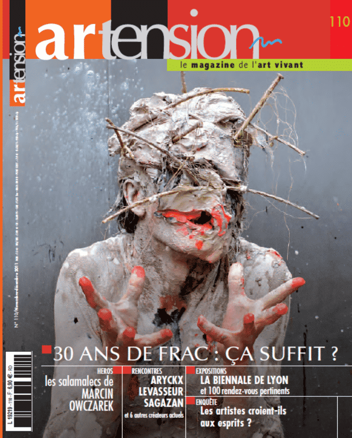 Artension n° 110