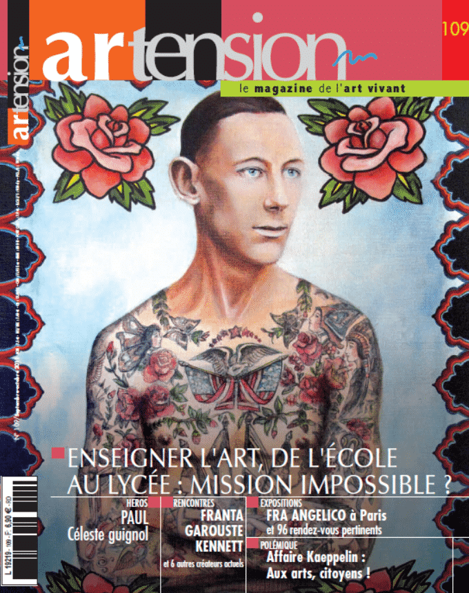 Artension n° 109