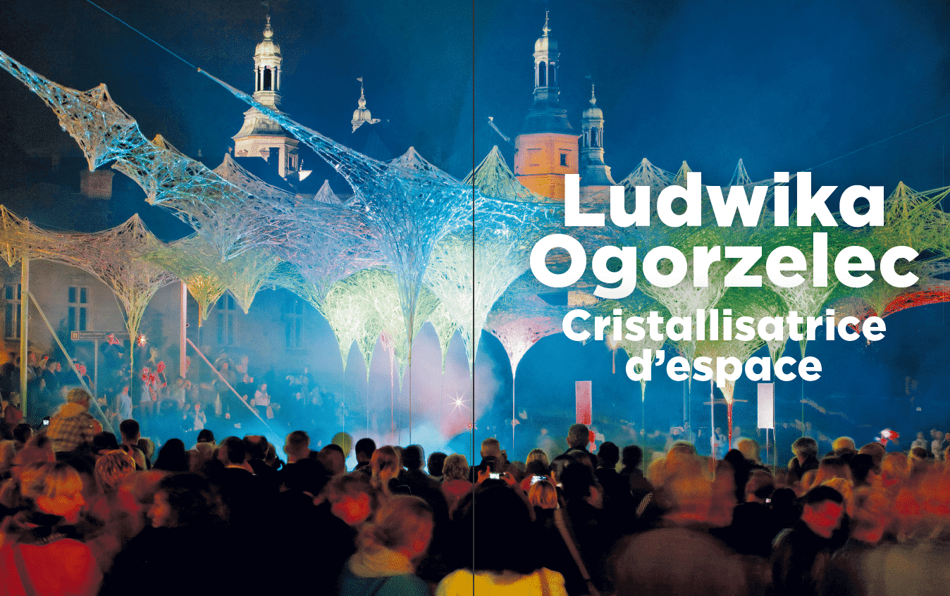 Coup de foudre: Ludwika Ogorzelec