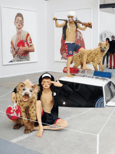 Guillaume Piens: «Art Paris est une foire d'un autre genre.»