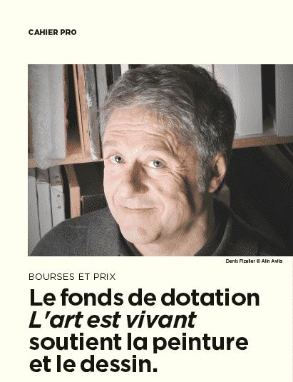 Le fonds de dotation «L'art est vivant»
