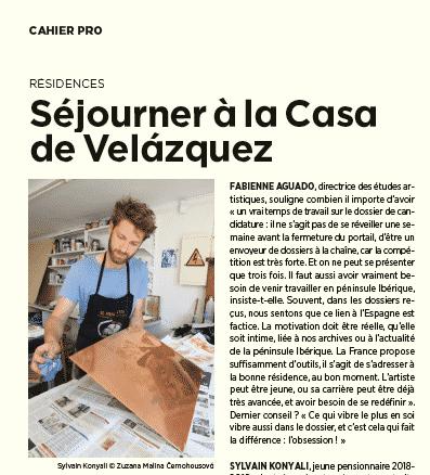 Séjourner à la Casa de Velázquez
