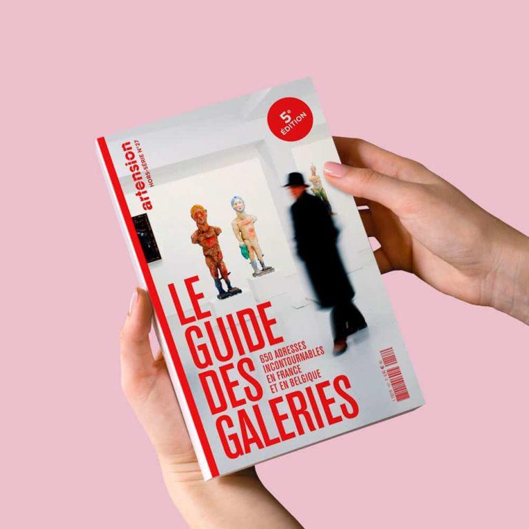 Guide des galeries – 5e édition