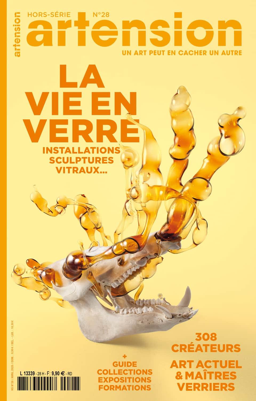 Artension hors-série n°28 – Le Verre