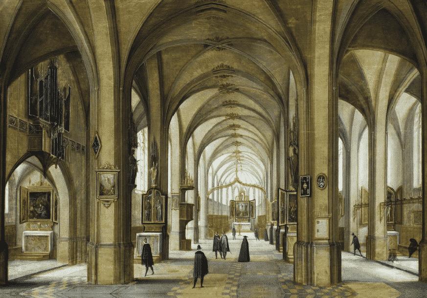 Exposition Sacrée architecture