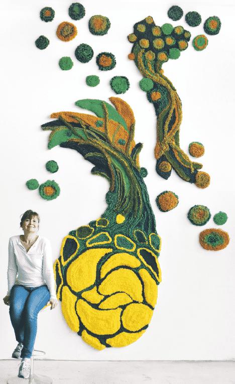 Dossier fleurs : 7 artistes actuels