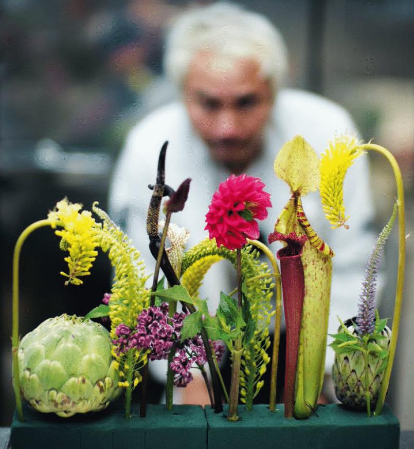 Grand dossier : Fine fleur & art actuel