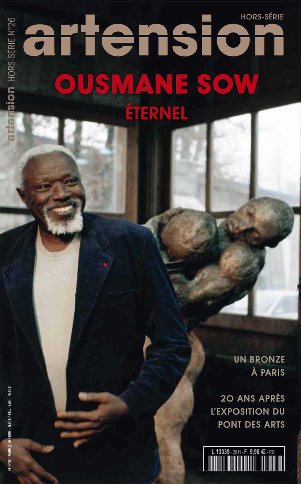 Artension hors-série n°26 – Ousmane Sow