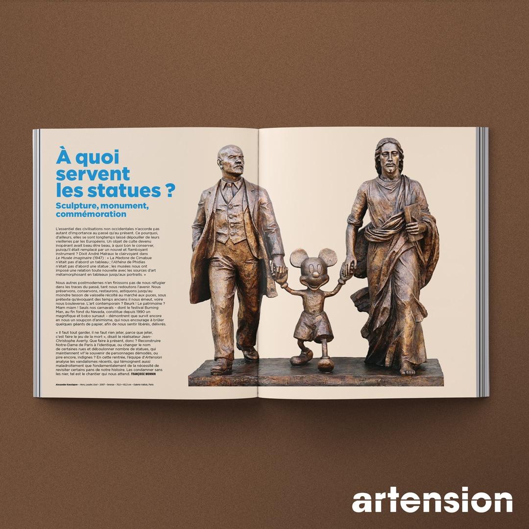 Grand dossier : À quoi servent les statues ?