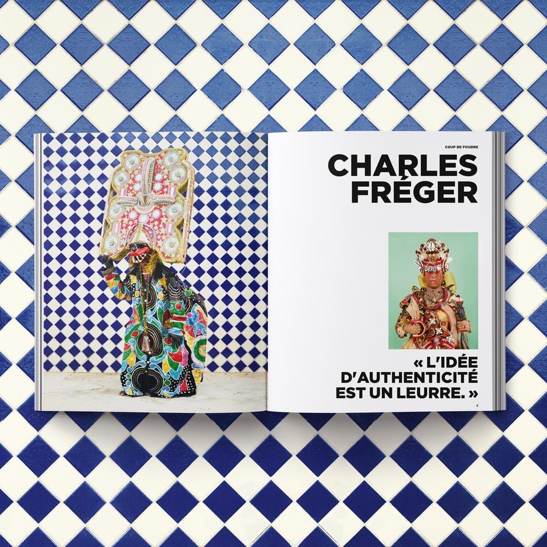 Coup de foudre : Charles Fréger