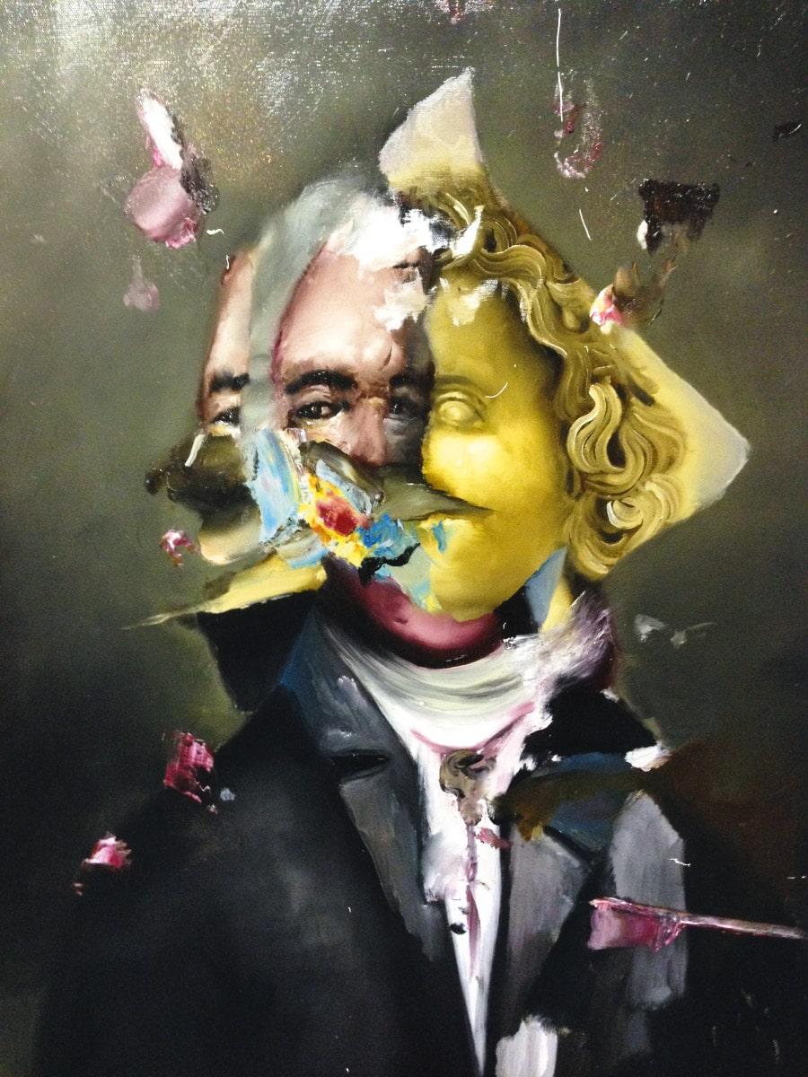 Dossier Peindre le corps : de l'hyperréalisme à l'abstraction