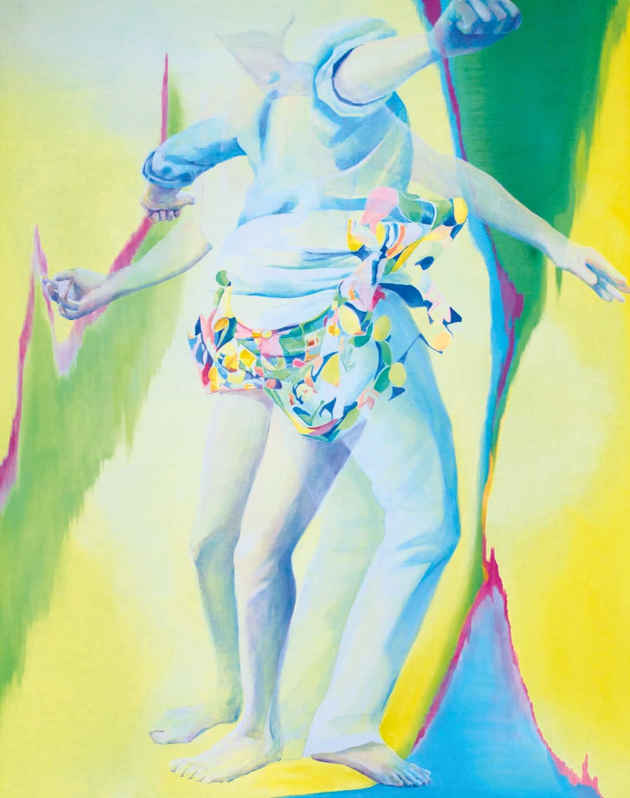 Dossier Peindre le corps : témoignages de femmes