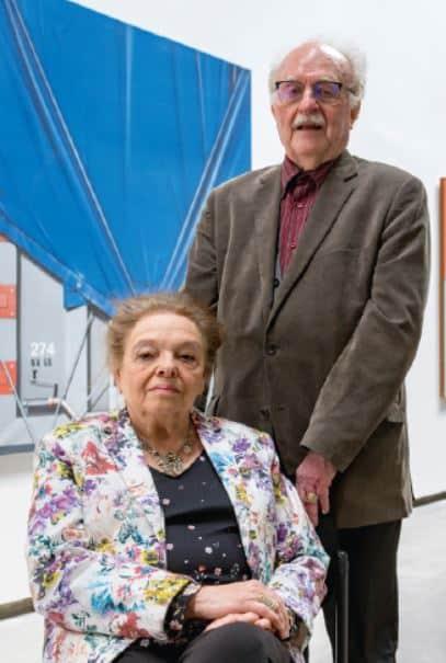Rencontre : les collectionneurs Jean et Jeannette Branchet