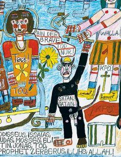Dossier : focus sur «Écrits bruts» de Michel Thévoz