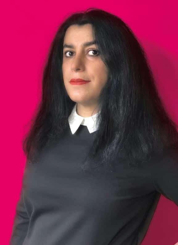 Grand entretien : Marjane Satrapi