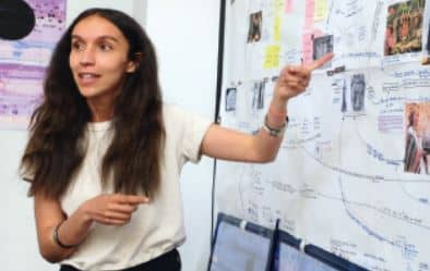 Cahier pro : la fondation Art Explora