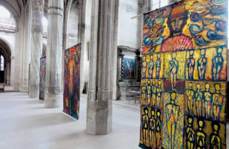 Dossier : Le patrimoine architectural ancien invite l'art vivant entre ses murs